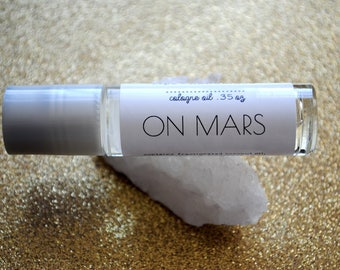 On Mars Cologne Oil