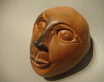 Raw clay waxed says: 12 degrees 5 face
