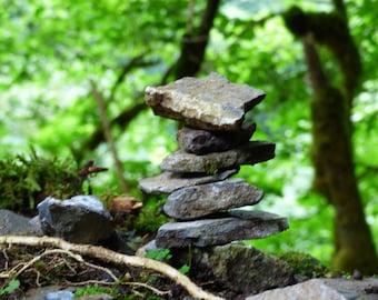 mound of stone