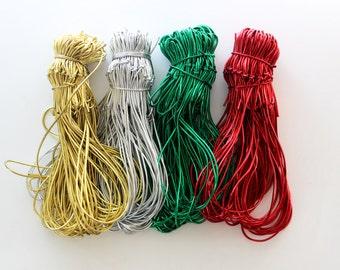 "14"" Elastic Stretch Loops (set of 50)"