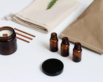 Box - Kit DIY bougie parfumée naturelle eco-friendly