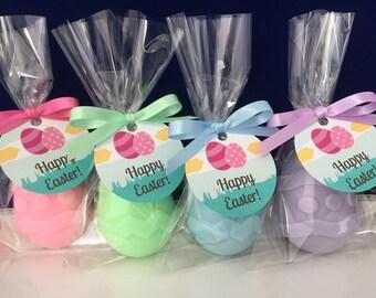 Easter Egg Soap Favors - Egg Soap Set of 10 - Easter Party Favors -  Easter Egg Favors - Easter Soap - Spring Soap - Easter Class Favors