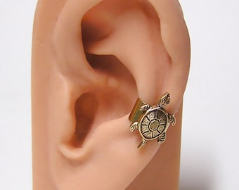 Sea Turtle Ear Cuff