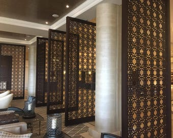 Pattern Dividers Interior and Exterior