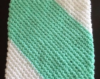 Crochet hot pad potholder