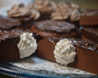 Fake Food Donuts Faux Food Kitchen Decor Housewarming Gift Faux Doughnuts