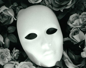 Rose Mask Digitial Photo