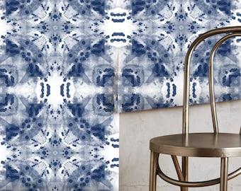 Kaleidoscope Dreams Wall Covering Art Wallpaper Removable Self-Adhesive Wallpaper