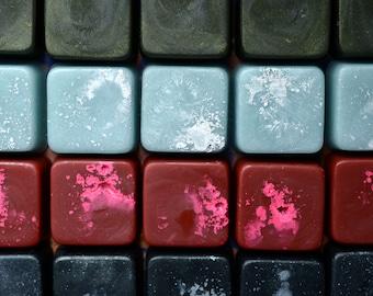 Mini savon Sampler - hiver - coffret
