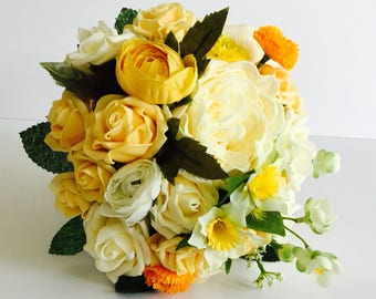 BESPOKE bridesmaids posies/bouquets (made to order)