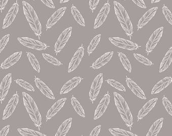 170002 Feathers Grey
