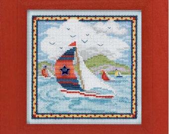 Cross Stitch Kit - Summer Breeze
