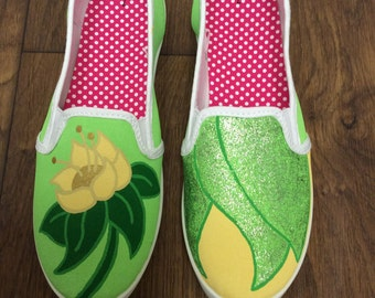 Princess Tiana Shoes