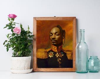 Snoop Dogg Limited Artwork