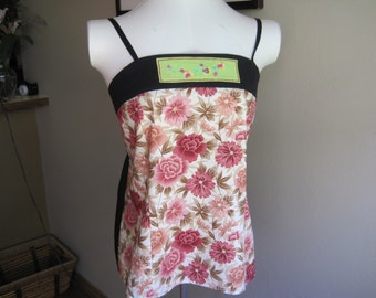 Embroidery at Neck Line Top