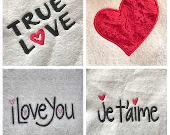 A Love Collection of 4 DOWNLOAD DIGITAL Design 4x4