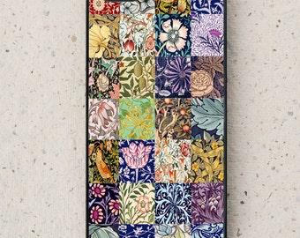Phone Cover -  iPhone,Samsung Galaxy, - William Morris - Design - Cover - Mobile Phone