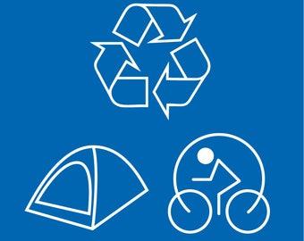Recyclez votre tente de camping