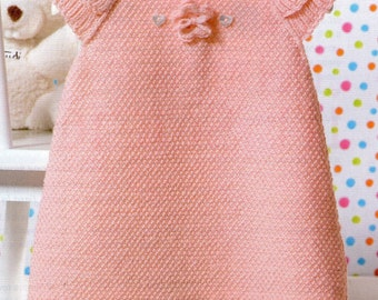 Confetti Baby Dress