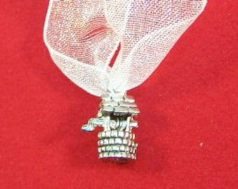 Wishing Well - Wedding Cake Pull Charm - All your wishes will come true - 5299