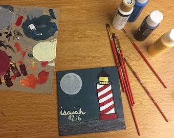 Isaiah 42:6- Lighthouse
