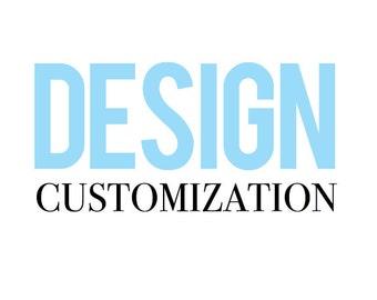 Custom Design Add-On