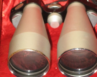 Vintage ZENITH Aluminum Binoculars