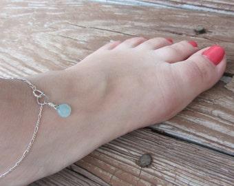 Anklet for Women, Beachy Anklet, Gemstone Anklet, , Beach Anklet, Beach Wedding, Anklets for Women