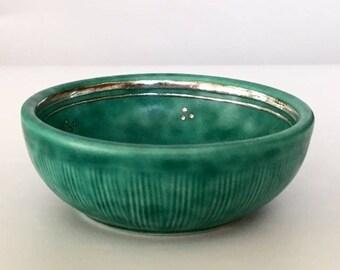 Gustavsberg, Sweden Argenta Ceramic Bowl