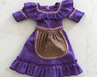 Coco's Imelda Dolly and Me Matching Dress /Imelda from Coco Costume