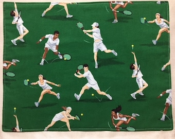 Tennis Placemats - set of 2