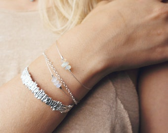AMIRA - Bangle sterling silver