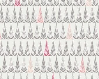 Little Town - Tree Farm Candied - Amy Sinibaldi  - Art Gallery Fabrics - Fabric By the Half Yard