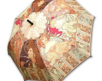 Umbrella Rod - MUCHA: the four seasons