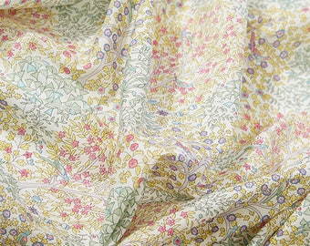 Liberty of London (Cotton Tana Lawn Fabric) - Jess and Jean - 50cm