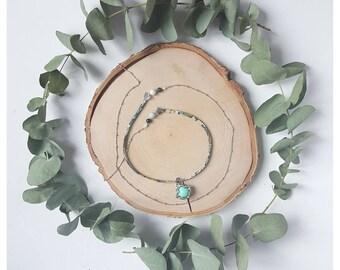 Liberty BOLA mint - pregnancy jewelry