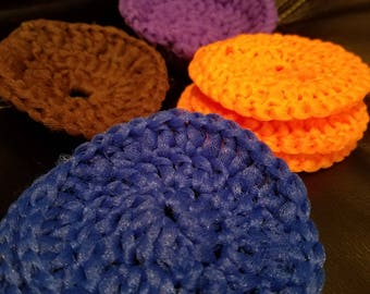 Tulle scrubbies 2 pack