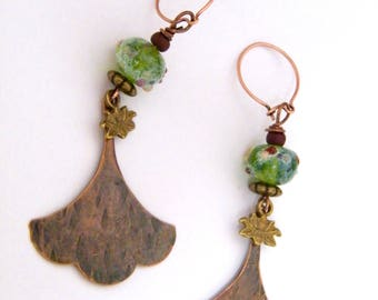 RUSTIC EARRINGS