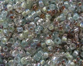 Mint Julep 10/0 Seed Bead Mix 15 grams