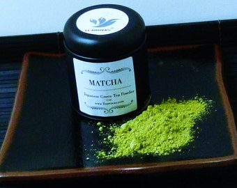Matcha Green Tea- 100% Japanese Green Tea Powder