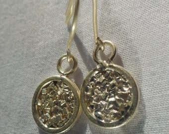 Use Code NEXT0RDER to get 10% off+ Free Shipping Sterling Silver, Round Earrings, Dangle Earrings,Drop Earrings,Handmade Jewelry