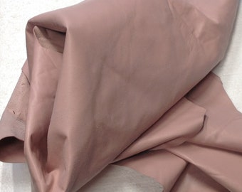 AB312.  Package of 3 Pink Leather Lambskins