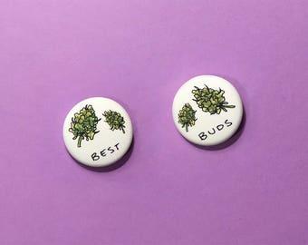 "Best Buds (BFF) - 1"""
