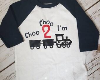 Choo Choo I'm 2