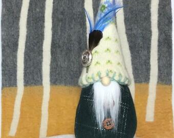 Nordic Tomte  Gnome.  #1808