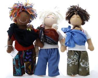 PapAmor Mini Babywearing Family