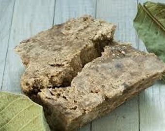 100% Vegan Authentic African Black Beauty Soap with Shea butter, Cocoa Butter & Coconut oil