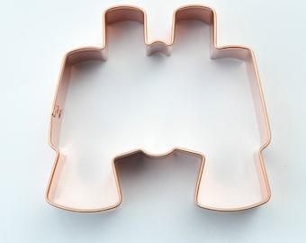 Binoculars cookie cutter by ecrandal copper cookie cutters, Safari cookie cutters,