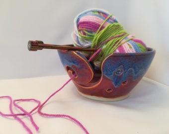 Yarn bowl - knitting bowl
