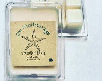 Vanilla Bay,Wax Melts,Wax Tarts,Candle Tarts,Candle Melts,Flameless Candles,Wax Warmer,Soy Wax Melts,Soy Wax Tarts,scented wax,vanilla bean